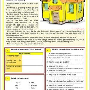 Easter Worksheets Intermediate