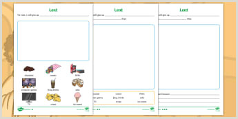 Easter Worksheets Online