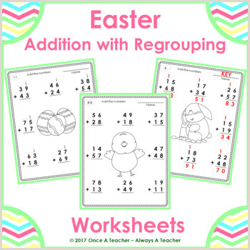 Easter Worksheets Pdf Intermediate