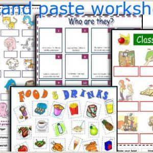 Easter Worksheets Pdf Intermediate