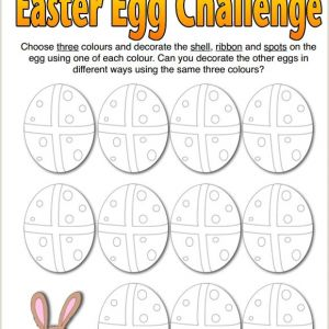 Easter Worksheets Pdf