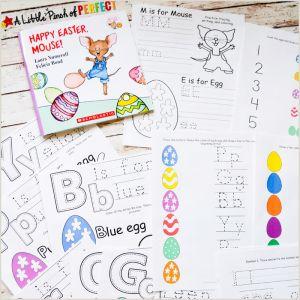 Easter Worksheets Preschool Pdf