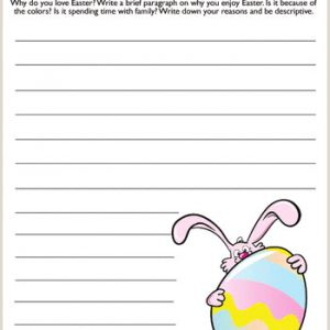 Easter Worksheets Printable