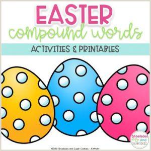Easter Worksheets Printables Free