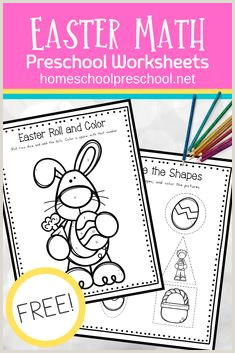 Easter Worksheets Reading