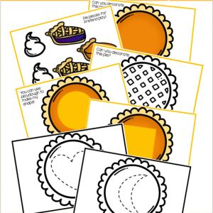 Easy Color by Number Worksheets