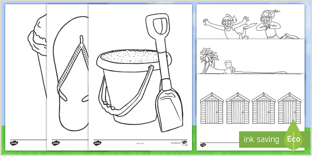 Photo of Easy Color by Number Worksheets