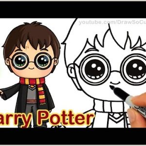 Easy Harry Potter Things to Paint