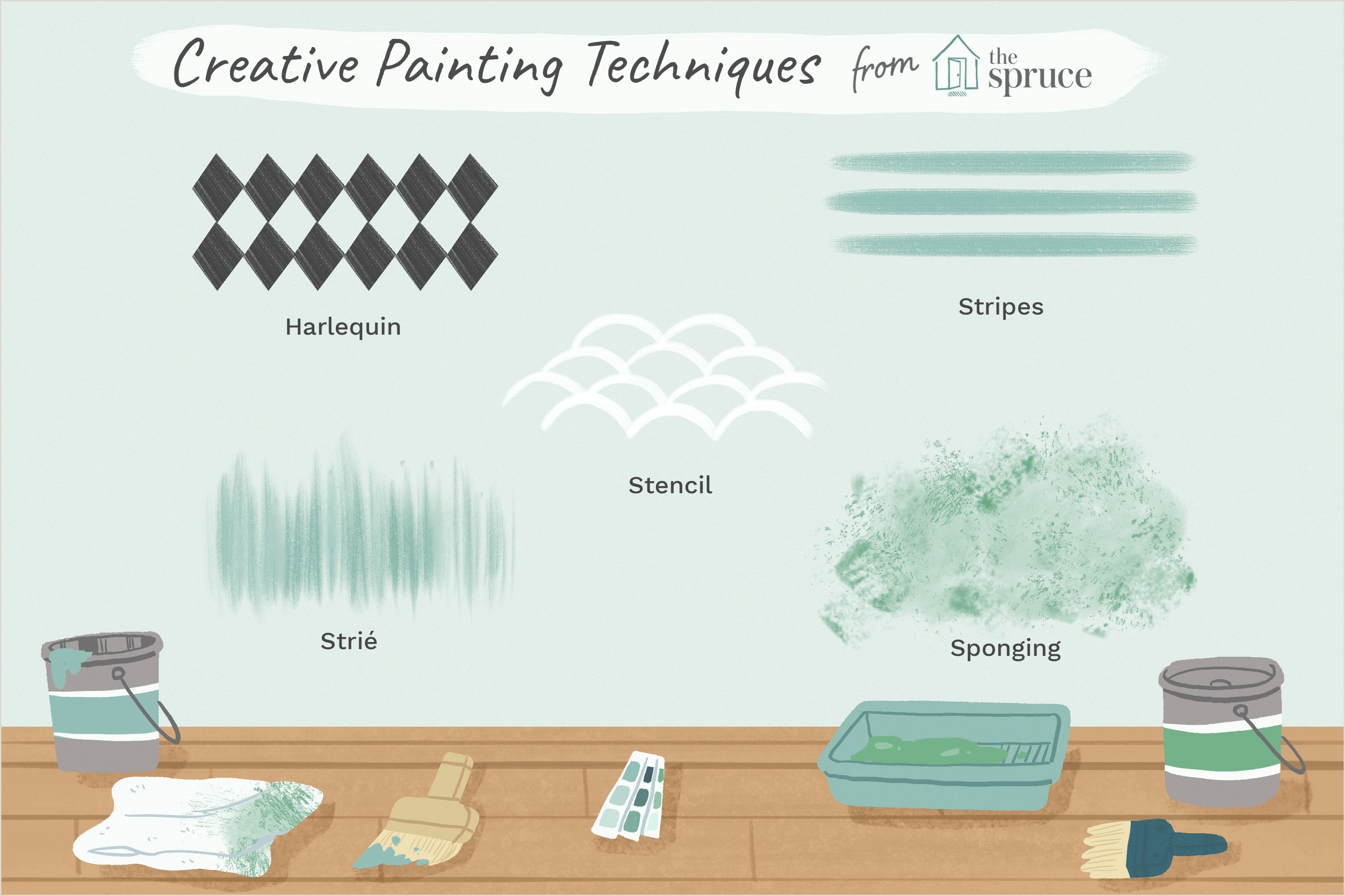 Easy Little Things To Paint