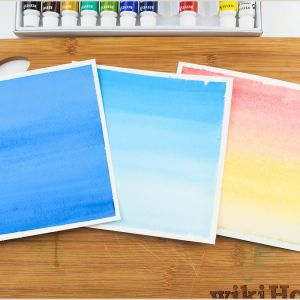 Easy Stuff to Paint On Paper