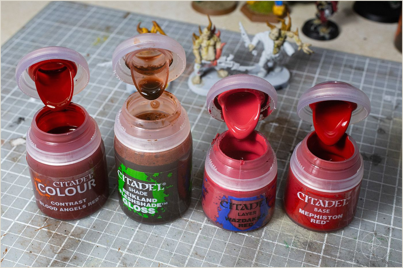 Easy Stuff To Paint Step By Step