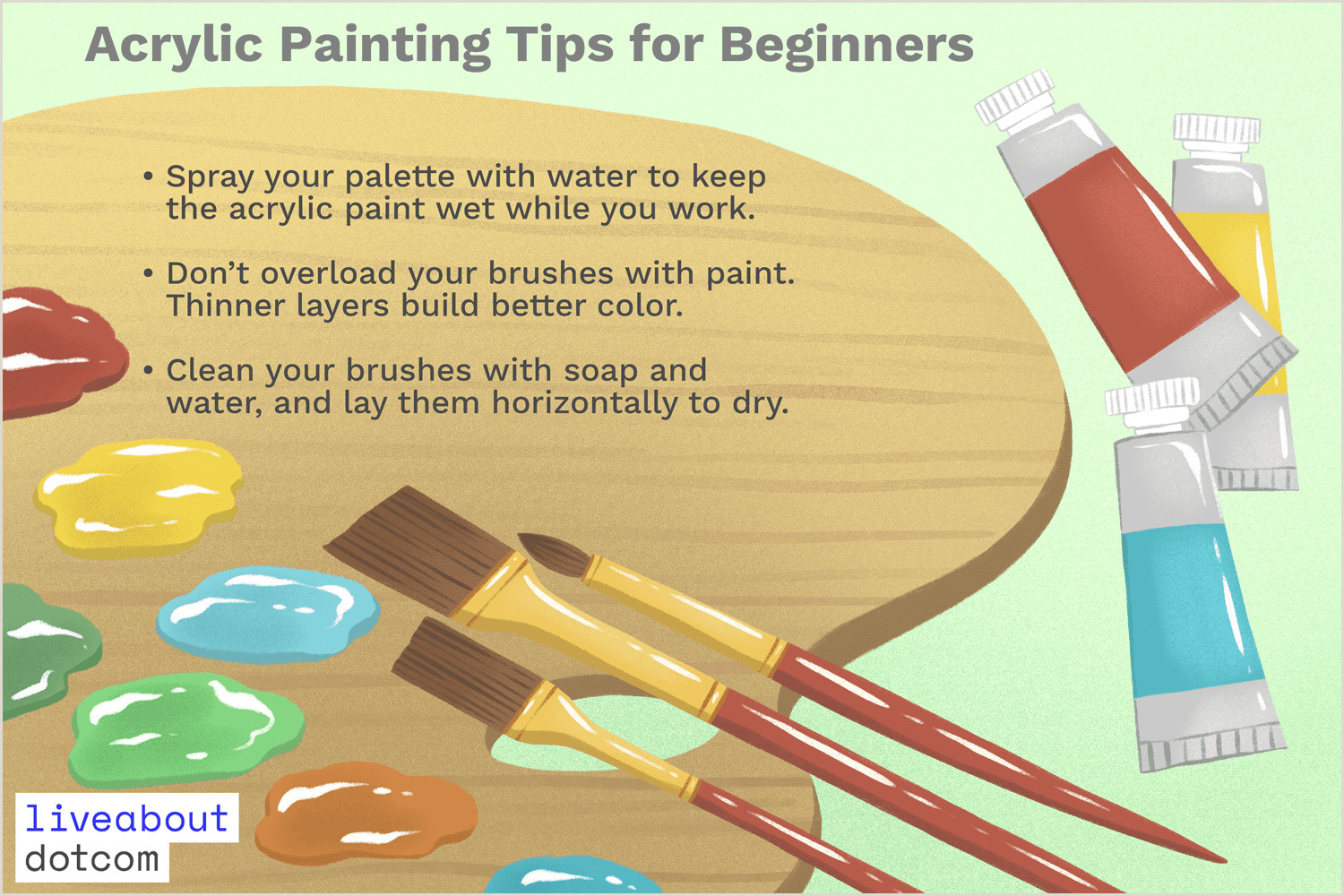 Easy Things To Do With Paint
