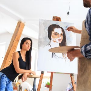 Easy Things to Draw and Paint for Beginners