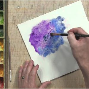 Easy Things to Paint for Beginners On Paper