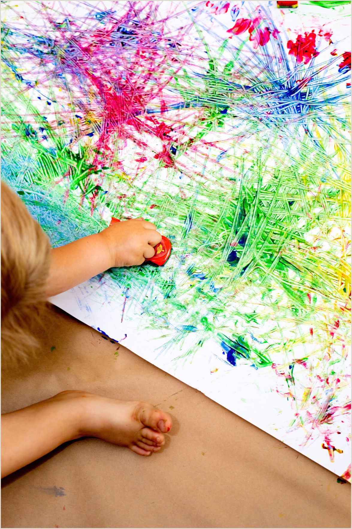 Easy Things To Paint For Mom