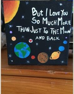 Easy Things to Paint for Your Boyfriend