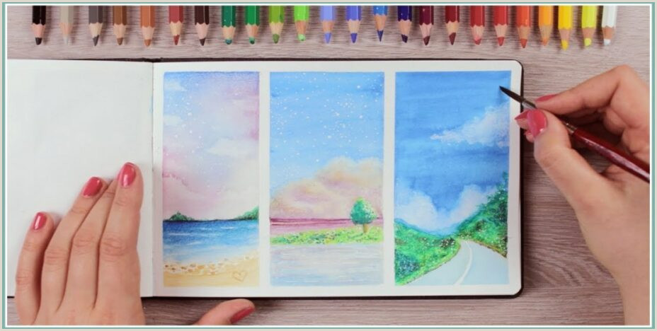 Easy Things to Paint In A Canvas
