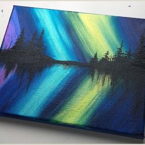 Easy Things to Paint In Acrylics