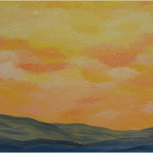 Easy Things to Paint Landscapes