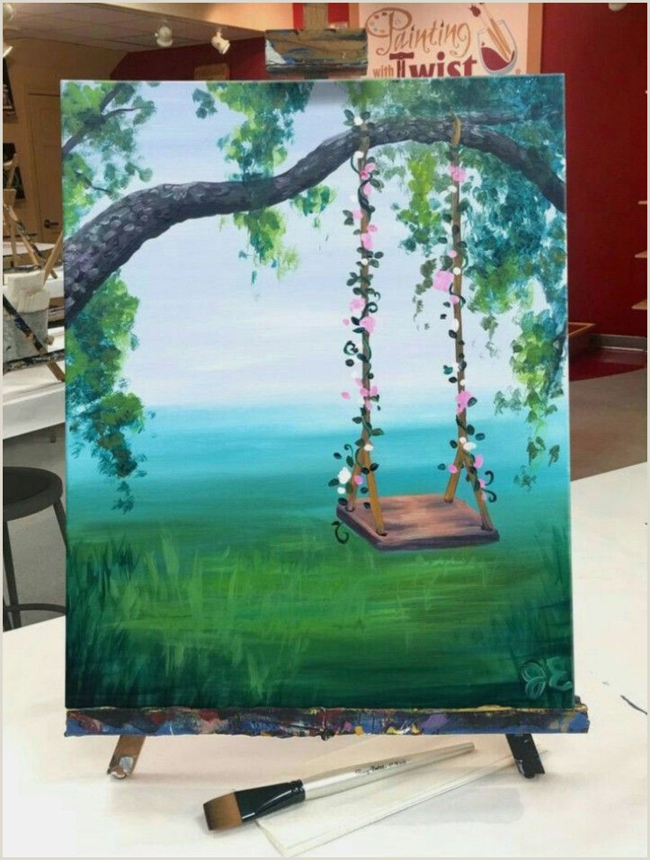 Easy Things To Paint Nature