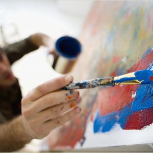 Easy Things to Paint On A Big Canvas