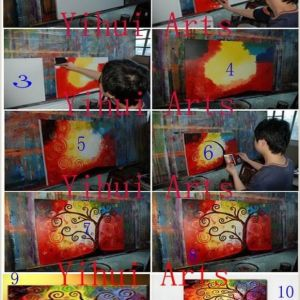 Easy Things to Paint On Canvas Step by Step
