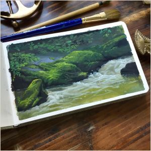 Easy Things to Paint On Paper with Acrylic Paint