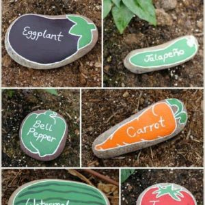 Easy Things to Paint On Rocks