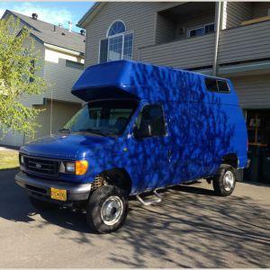 Easy Things to Paint On Vans