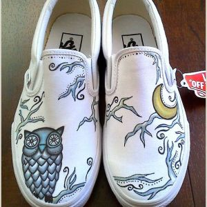 Easy Things to Paint On White Vans