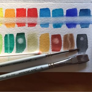 Easy Things to Paint with Watercolor