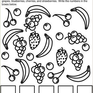 Esl Color by Number Worksheets