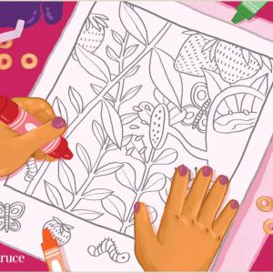Free Color-by-number Coloring Pages to Print