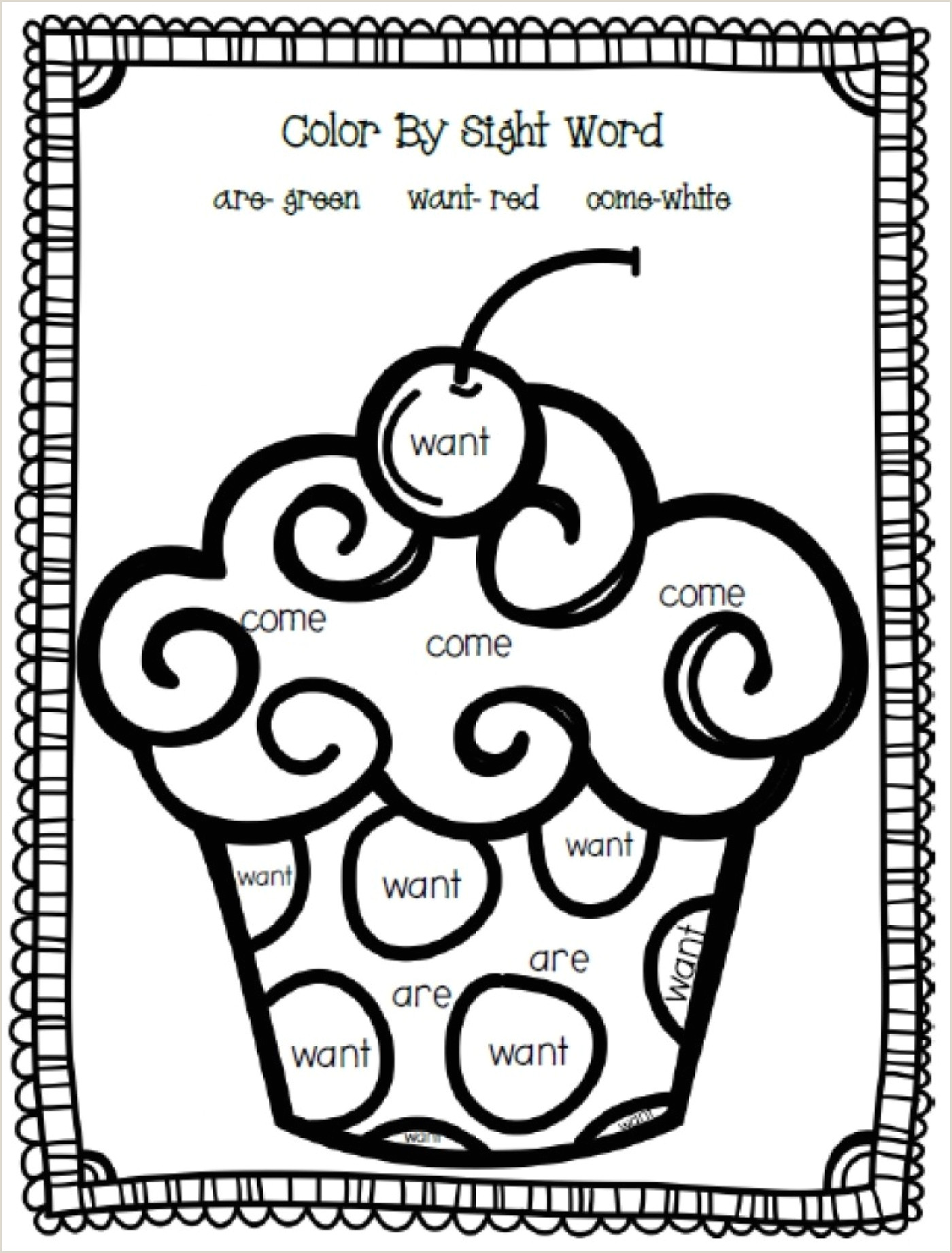 Free Color By Number Worksheets 1st Grade