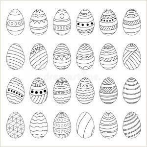 Free Easter Color by Number Worksheets