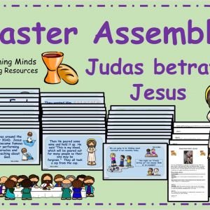 Free Easter Story Worksheets Ks1