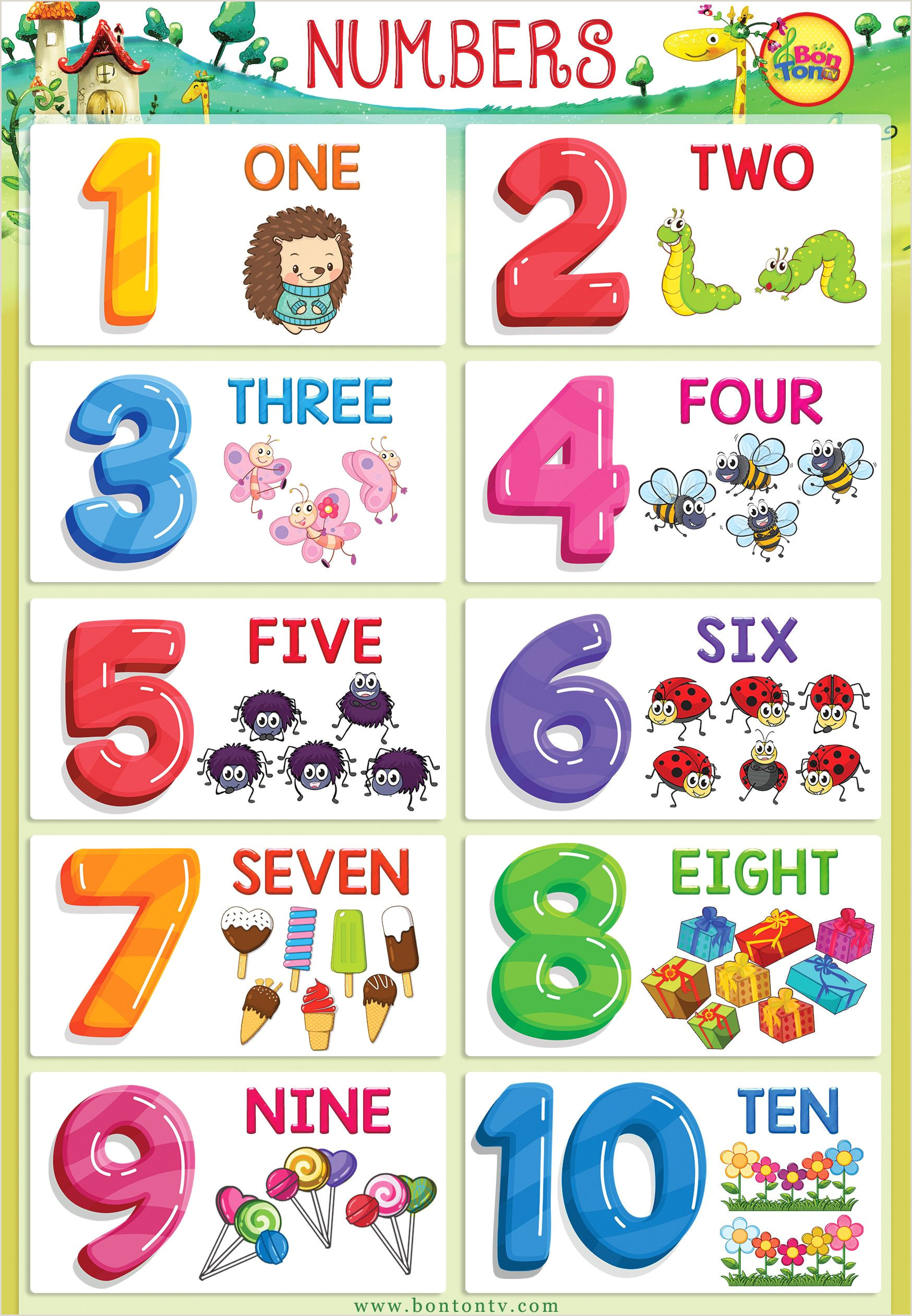 Free Printable Color by Number Worksheets for 1st Grade
