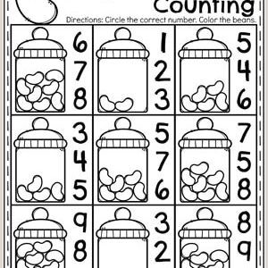 Free Printable Easter Worksheets Pdf