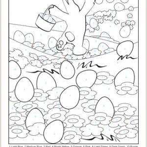 Fun Easter Worksheets for Kindergarten