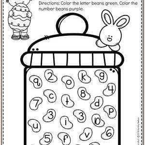 Fun Easter Worksheets Pdf