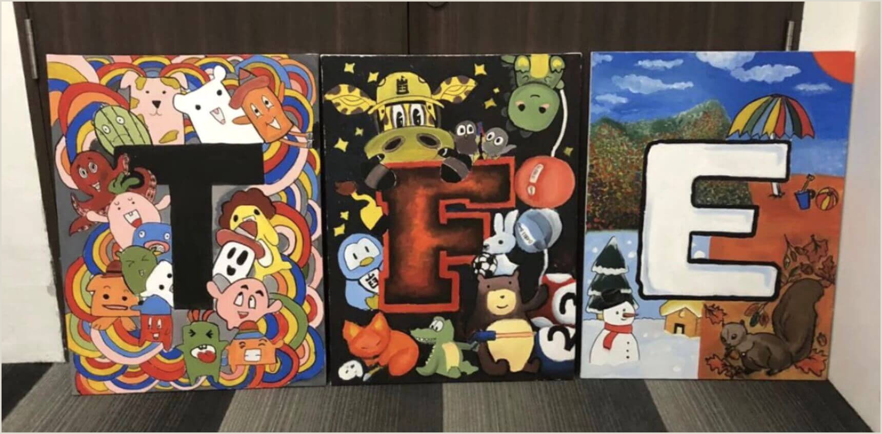 Fun Easy Things To Paint On Canvas