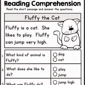 Halloween Kindergarten Reading Worksheets
