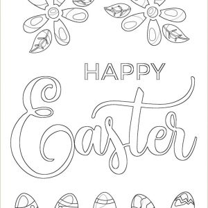 Happy Easter Activities Worksheets