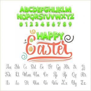 Happy Easter Printable Worksheets