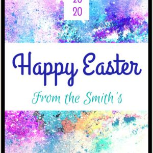 Happy Easter Printable Worksheets