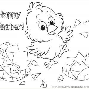 Happy Easter Worksheets Pdf