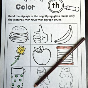 Kindergarten Reading Activities Worksheets
