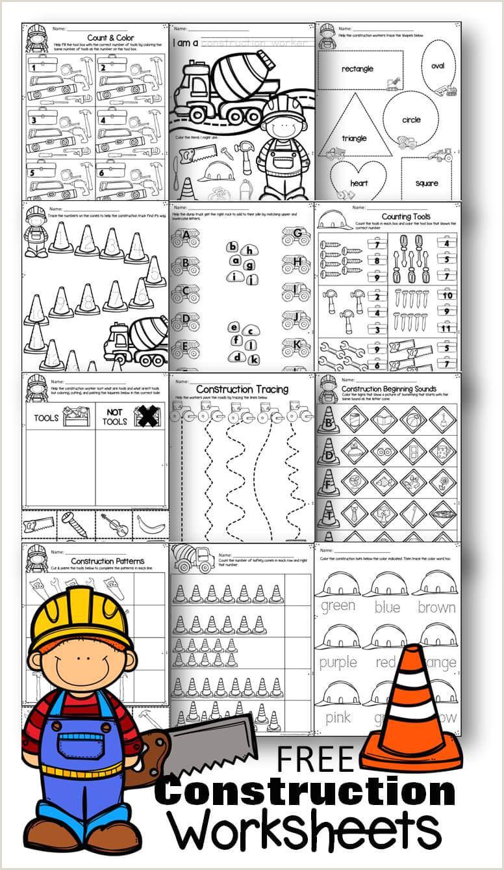 Kindergarten Reading Activities Worksheets