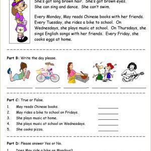 Kindergarten Reading Comprehension assessment Pdf