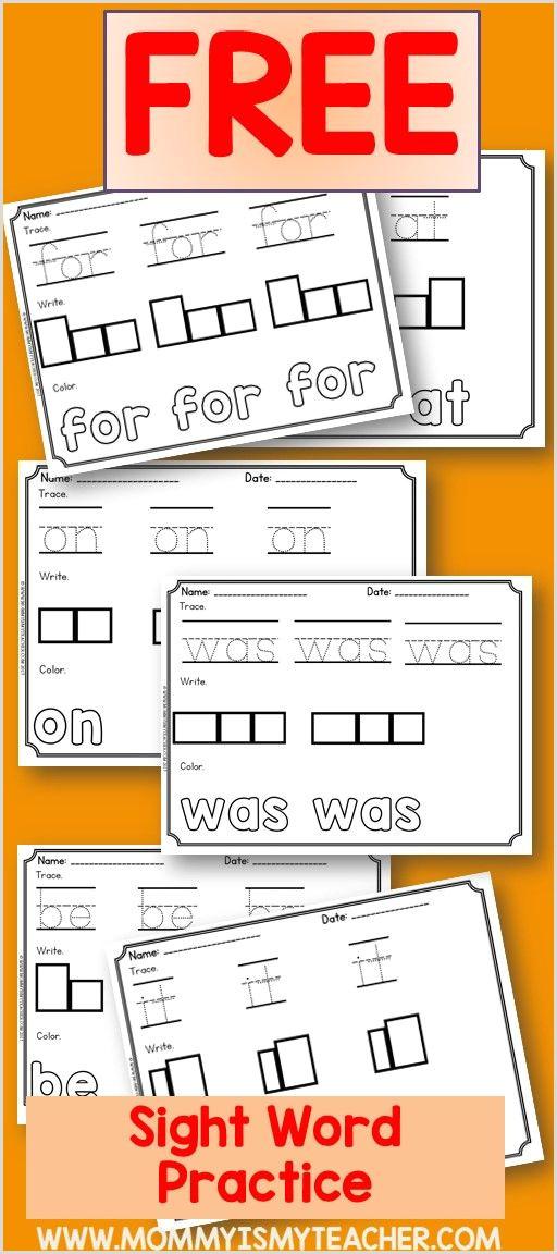 Kindergarten Reading Comprehension Free Worksheet